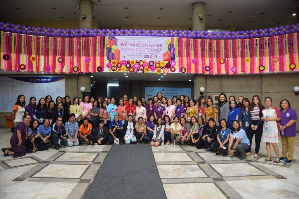 Celebration of the 2018 National Women's Month